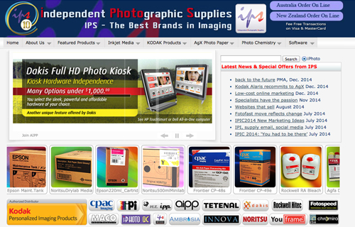 Independent Photographic Supplies